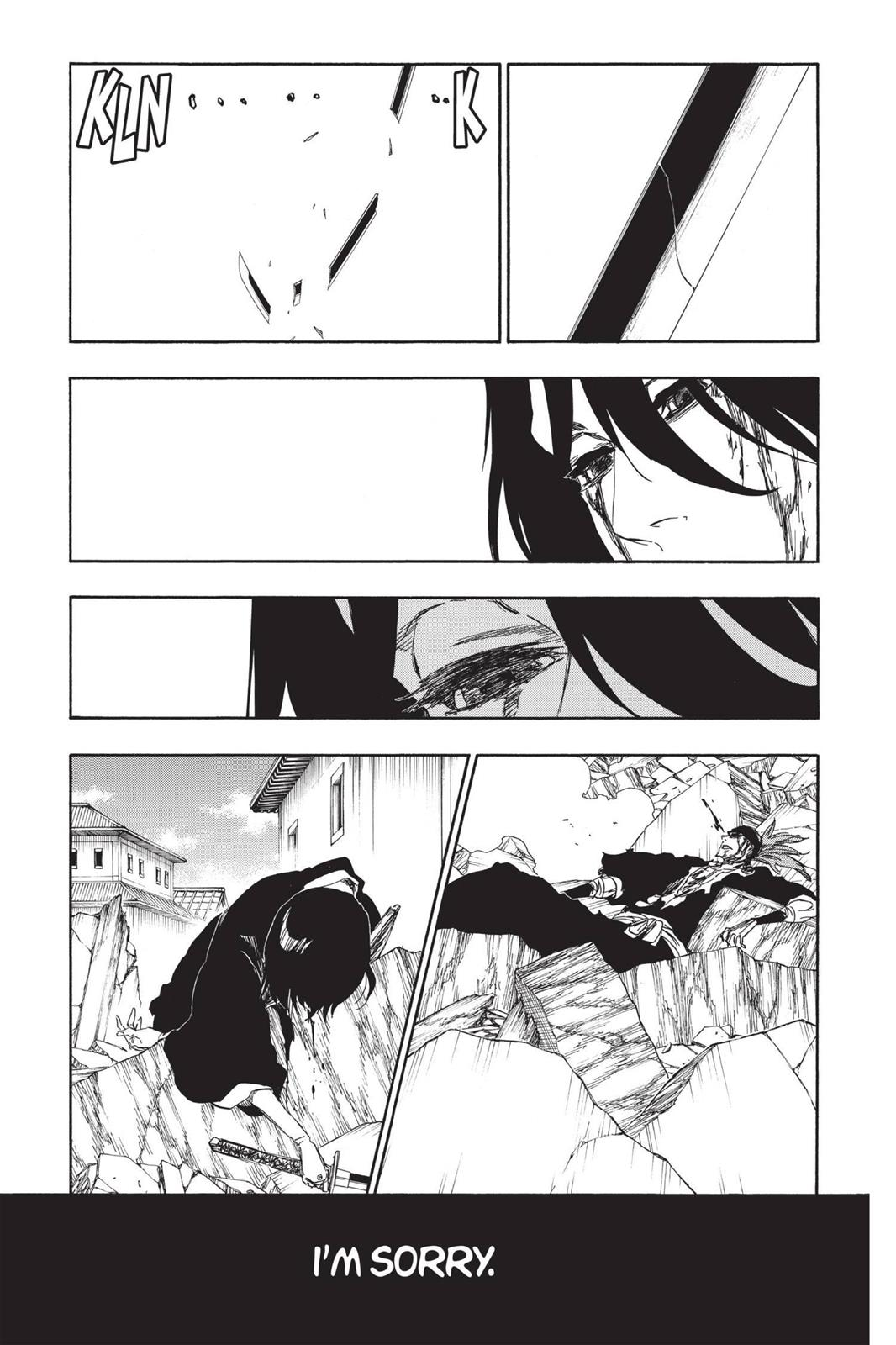 Bleach, Chapter 502 image 013