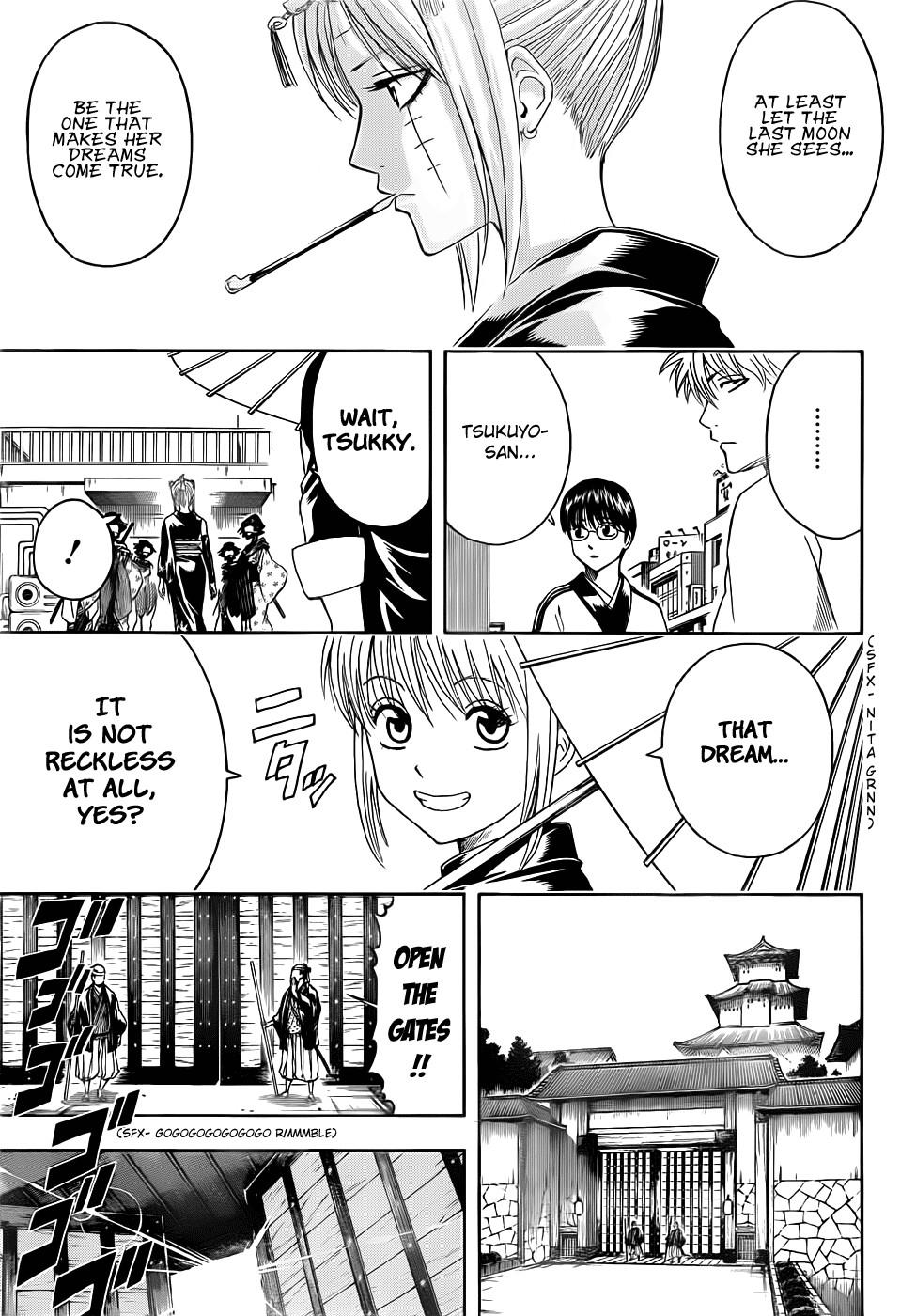 Gintama Chapter, 387 image 005
