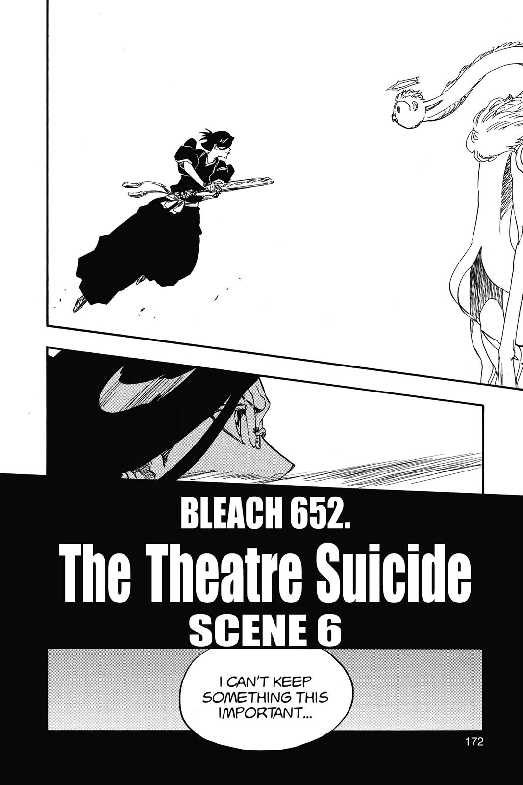 Bleach, Chapter 652 image 004