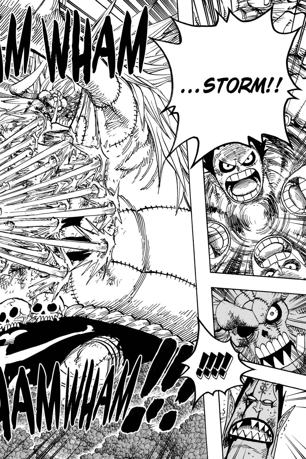 One Piece, Chapter 479 image 014