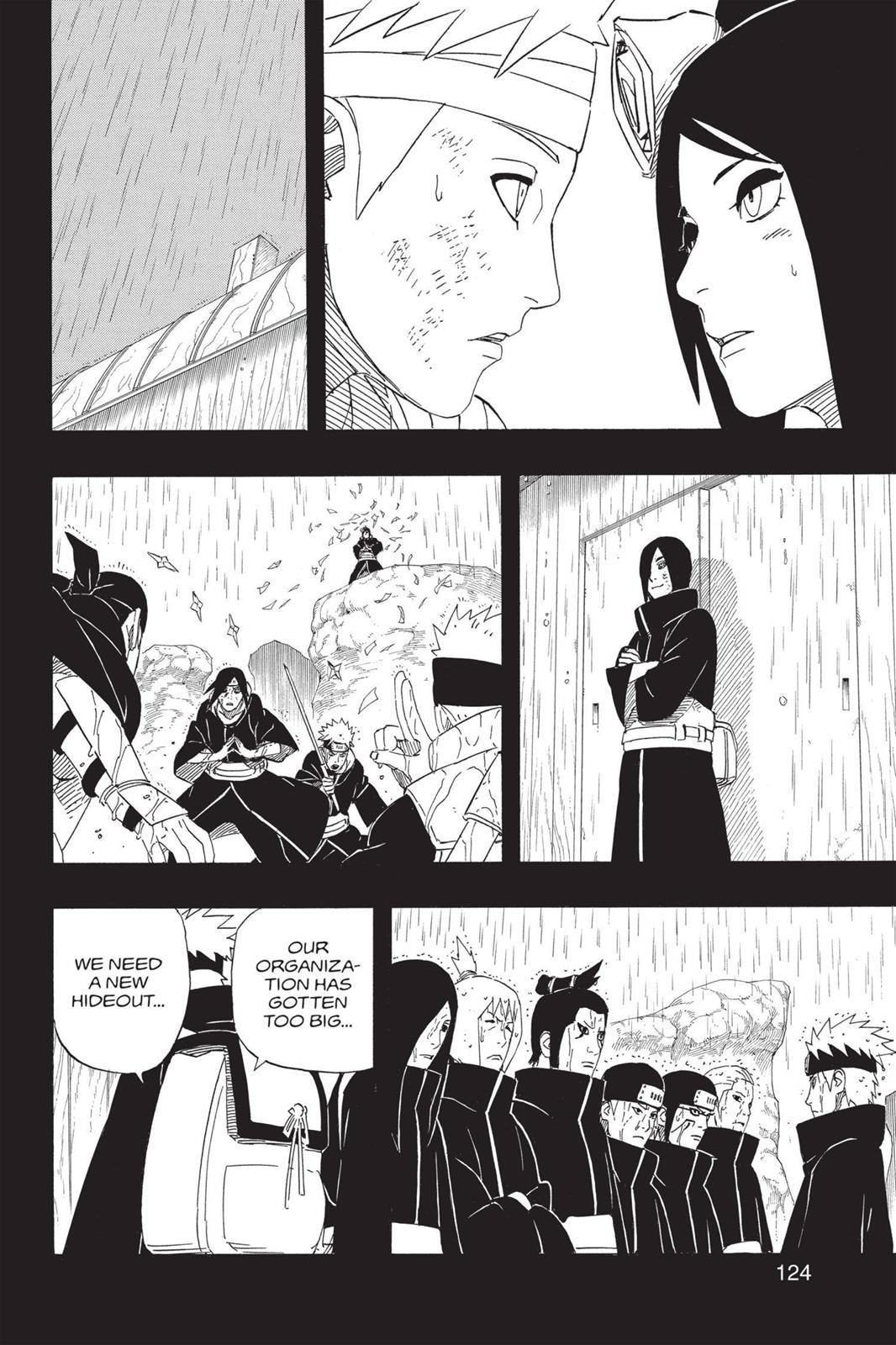Naruto, Chapter 511 image 010
