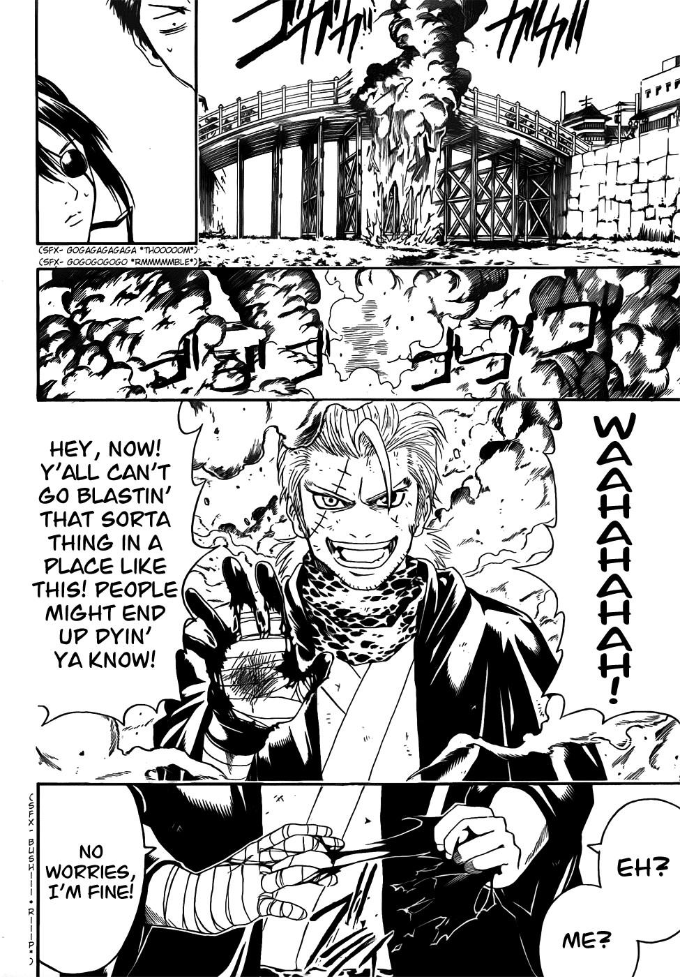Gintama Chapter, 403 image 018