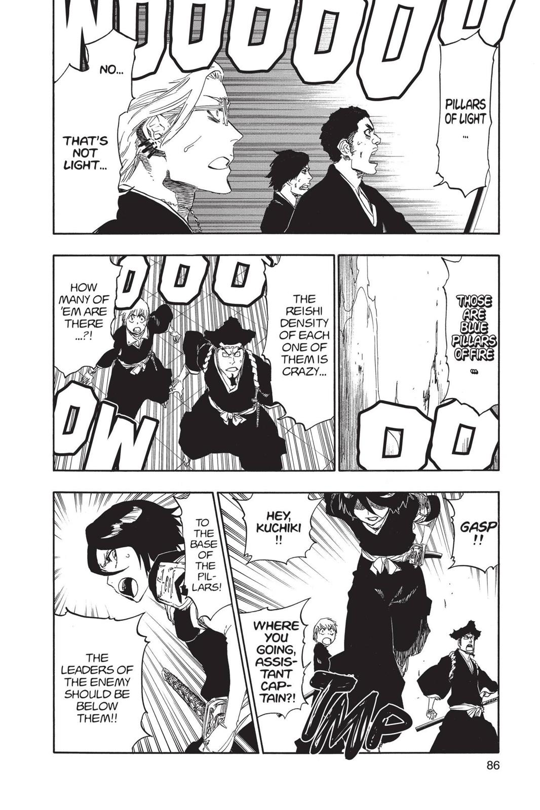 Bleach, Chapter 494 image 006