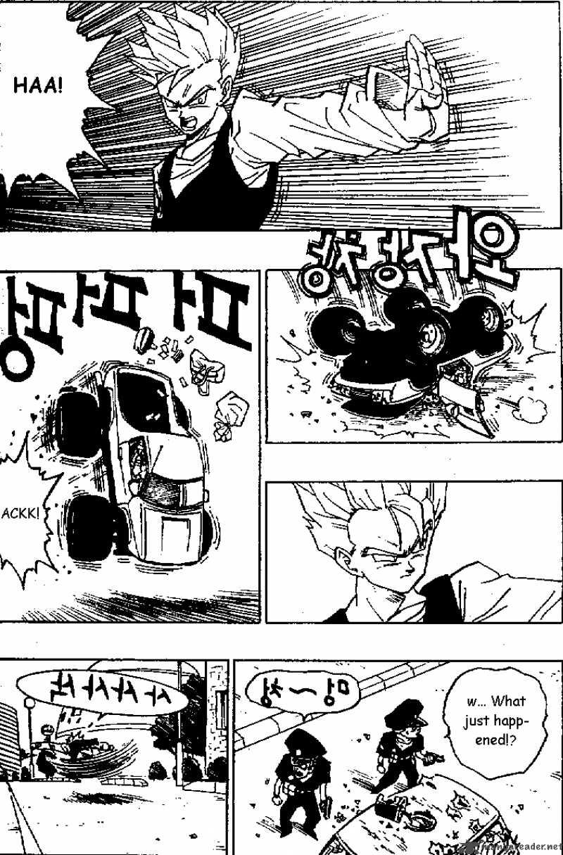 Dragon Ball, Chapter 422 image 010