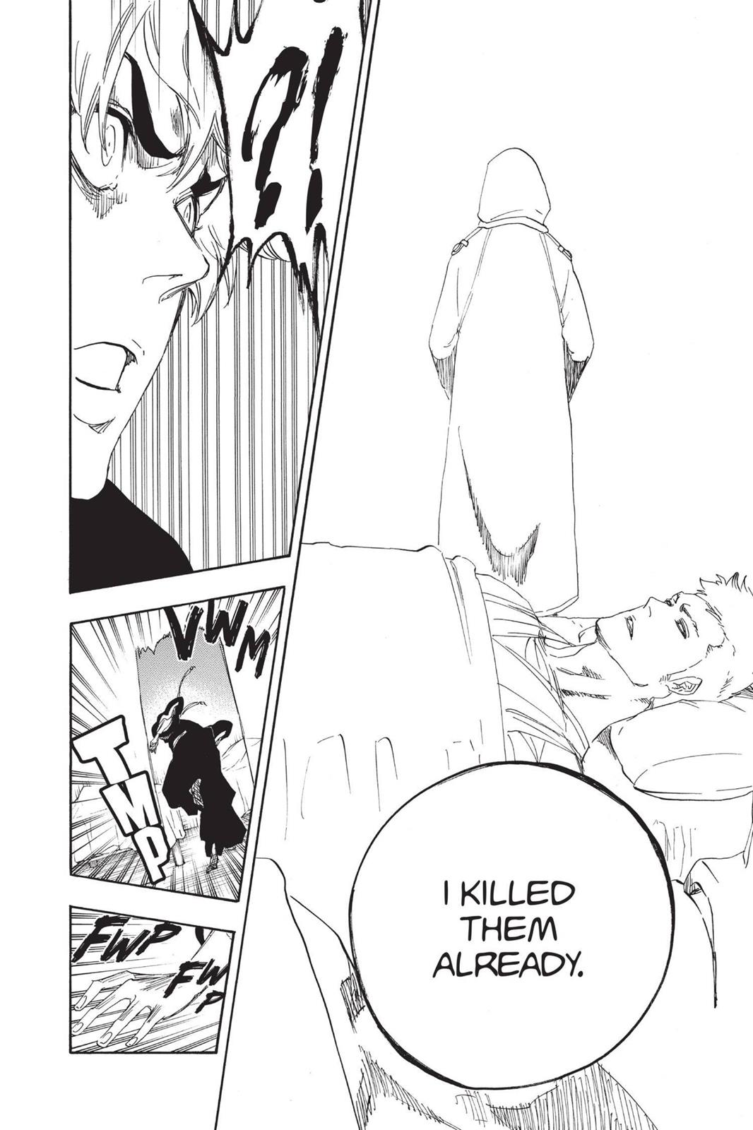 Bleach, Chapter 572 image 010
