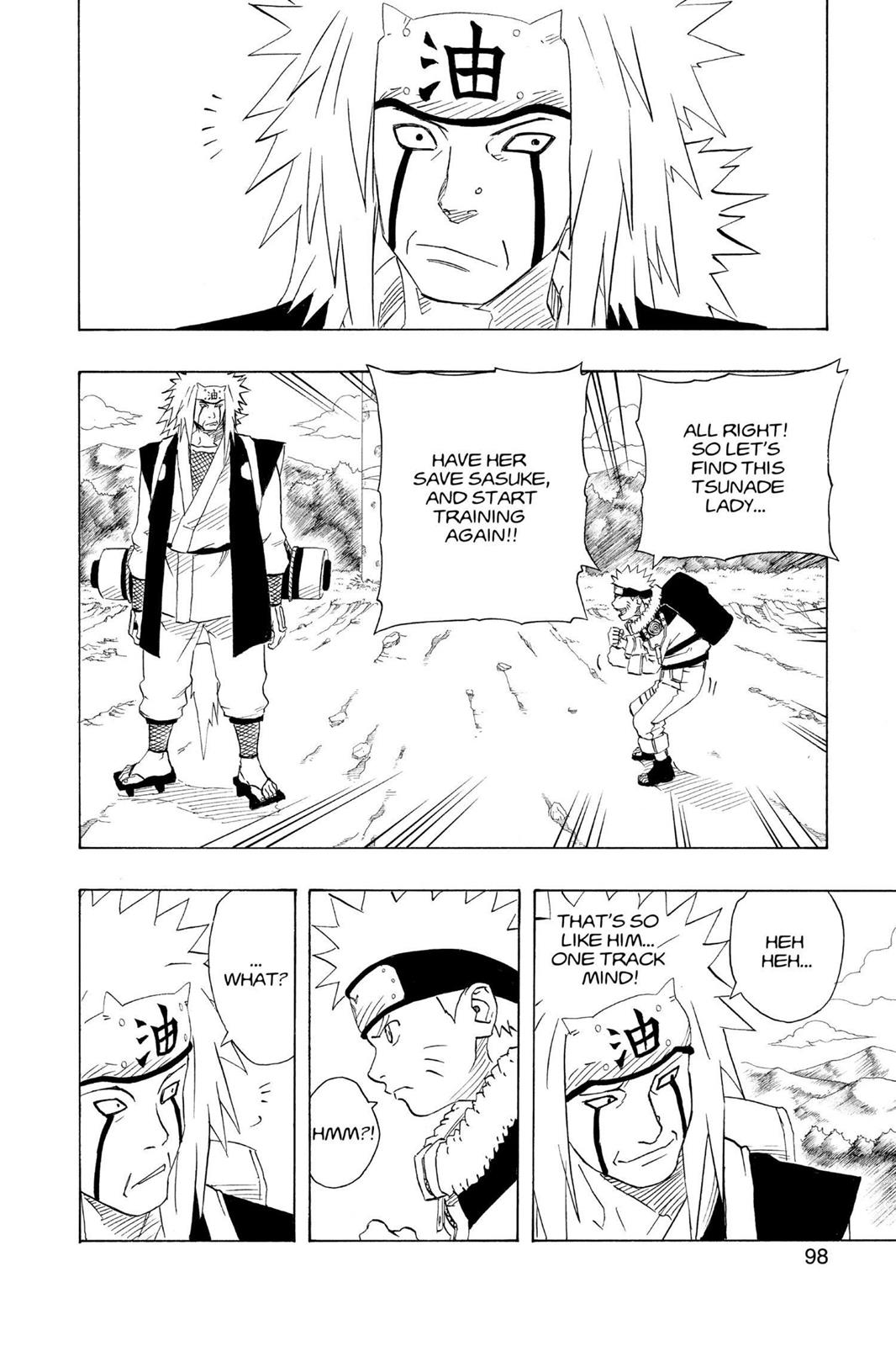 Naruto, Chapter 149 image 012