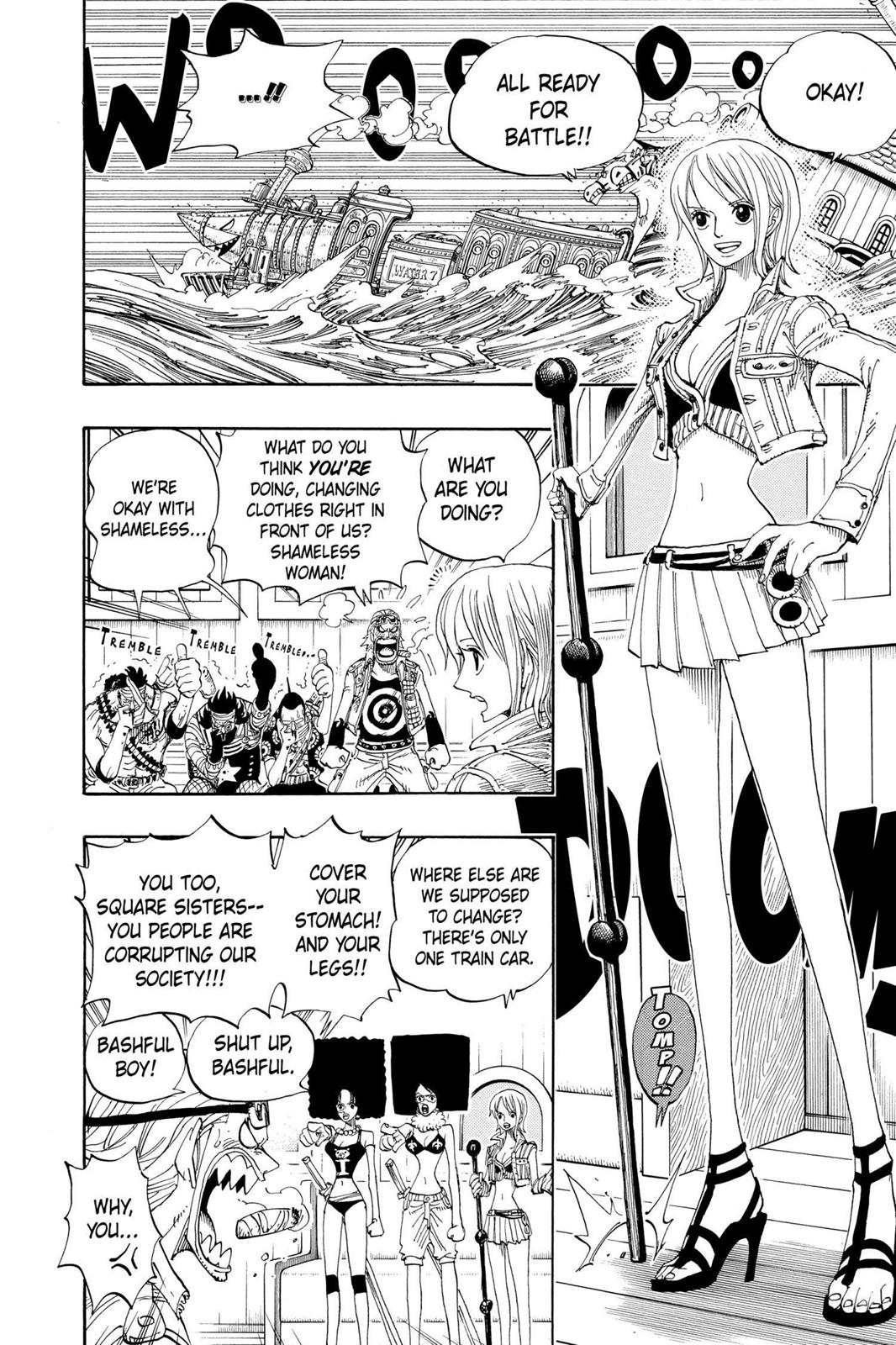 One Piece, Chapter 368 image 011