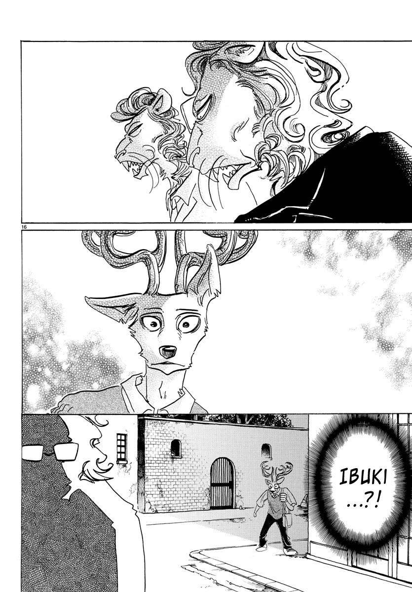 Beastars Manga, Chapter 130 image 016