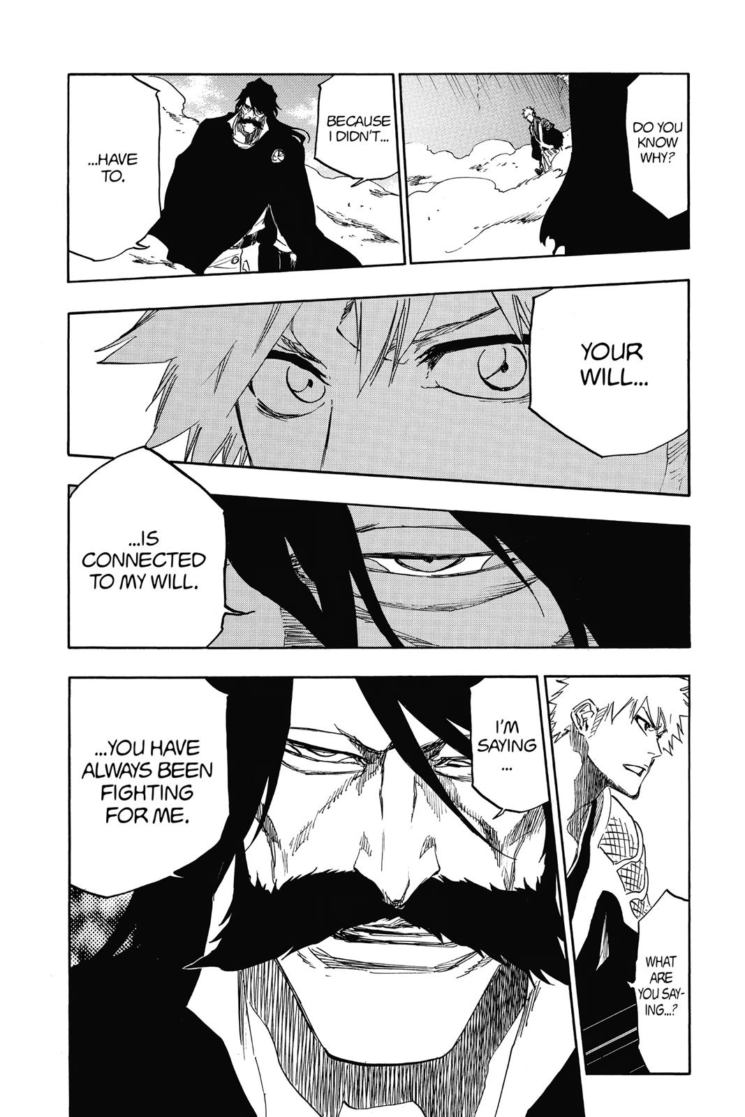 Bleach, Chapter 619 image 002