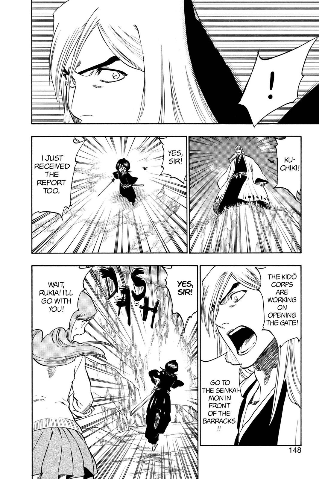 Bleach, Chapter 231 image 004