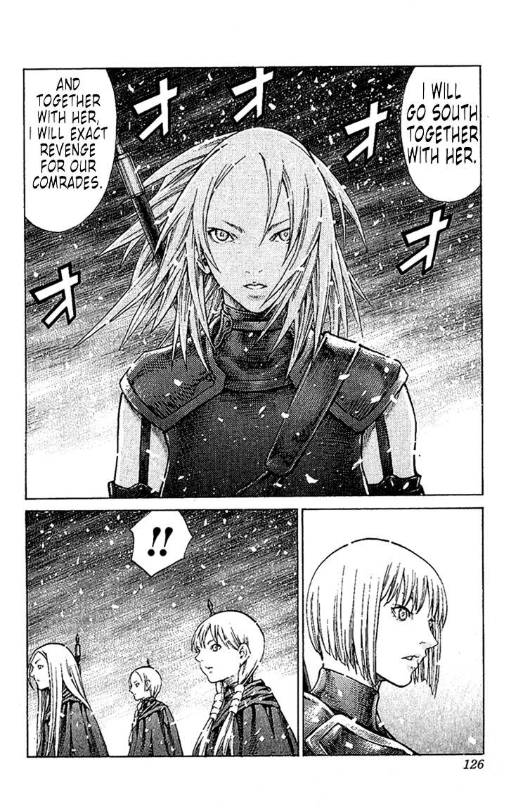 Claymore, Chapter 67 image 022