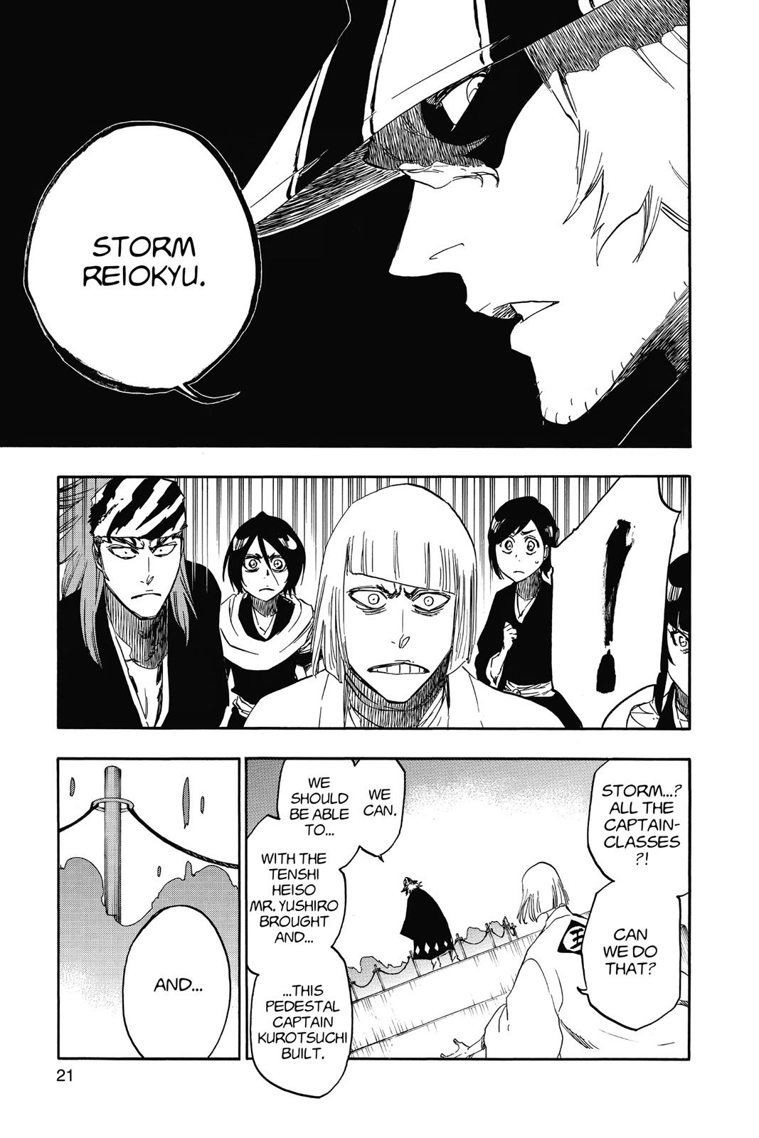 Bleach, Chapter 612 image 020