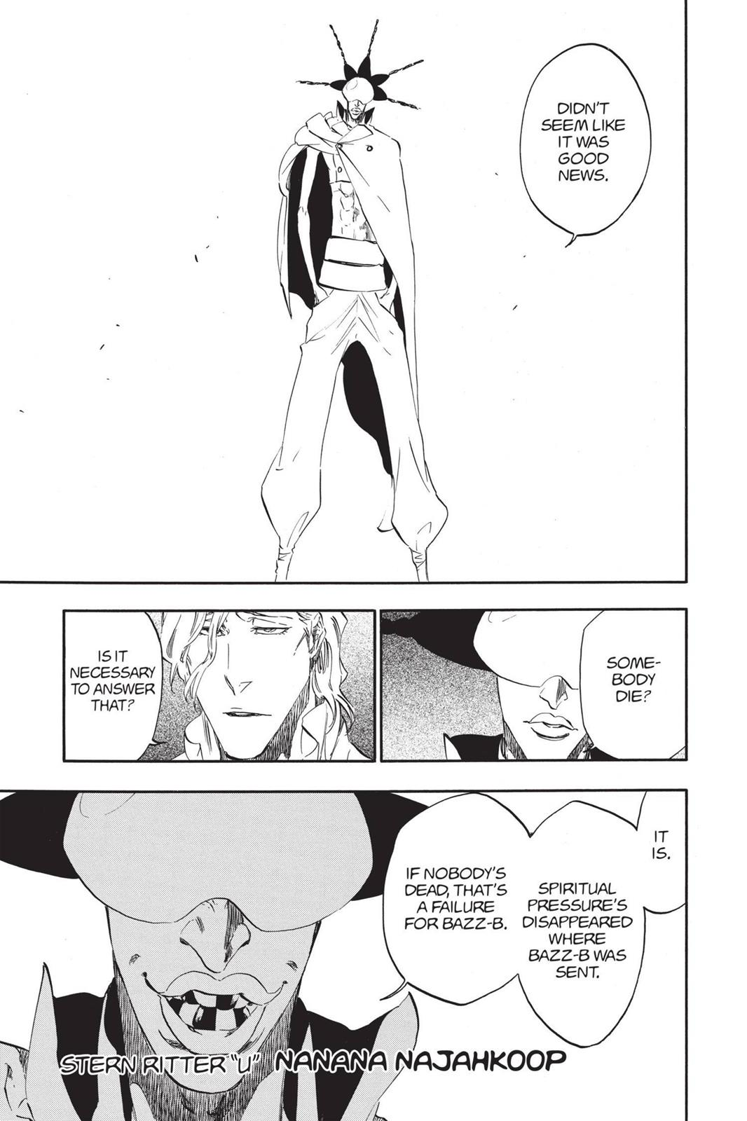 Bleach, Chapter 495 image 005
