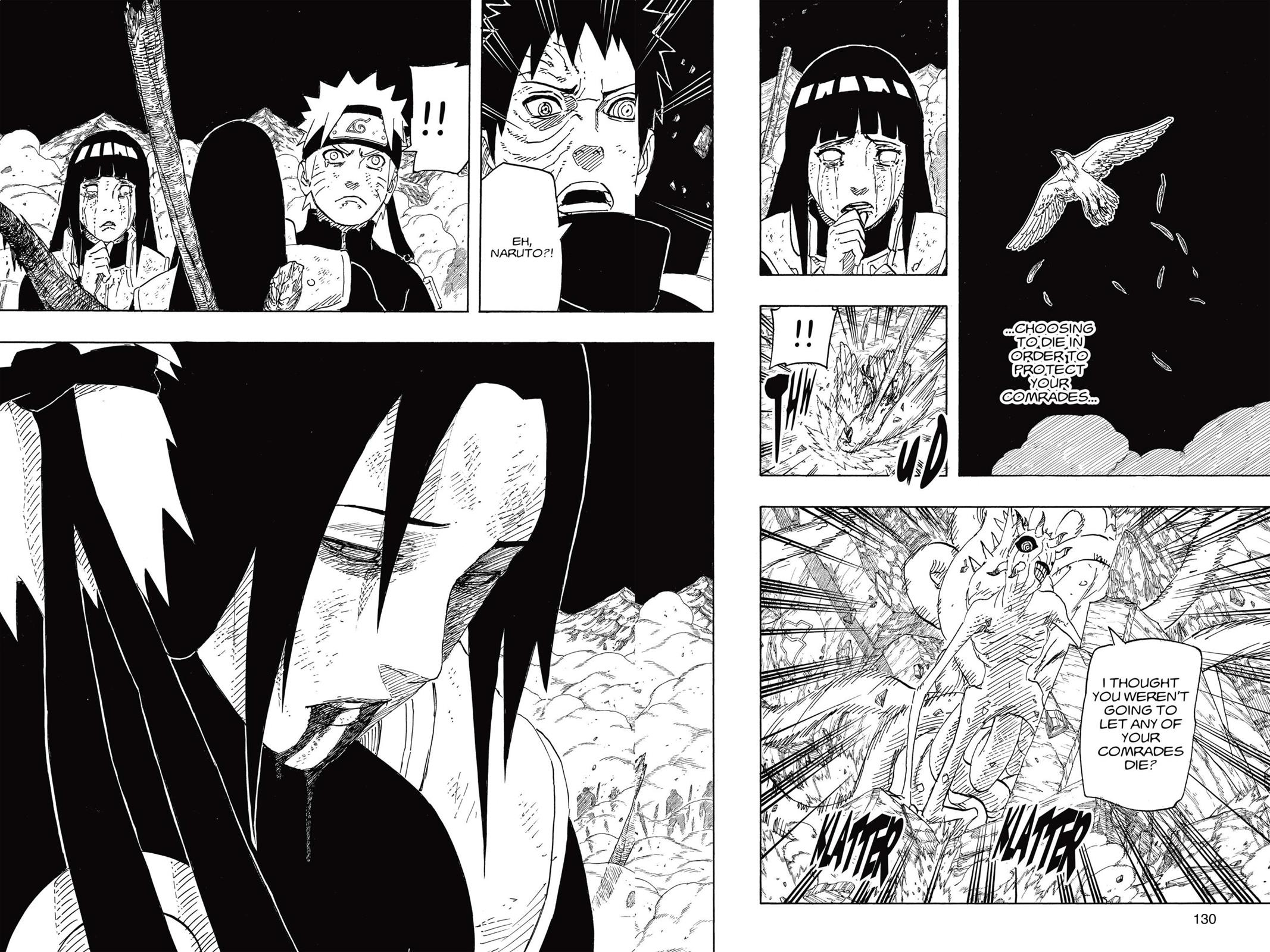 Naruto, Chapter 614 image 016