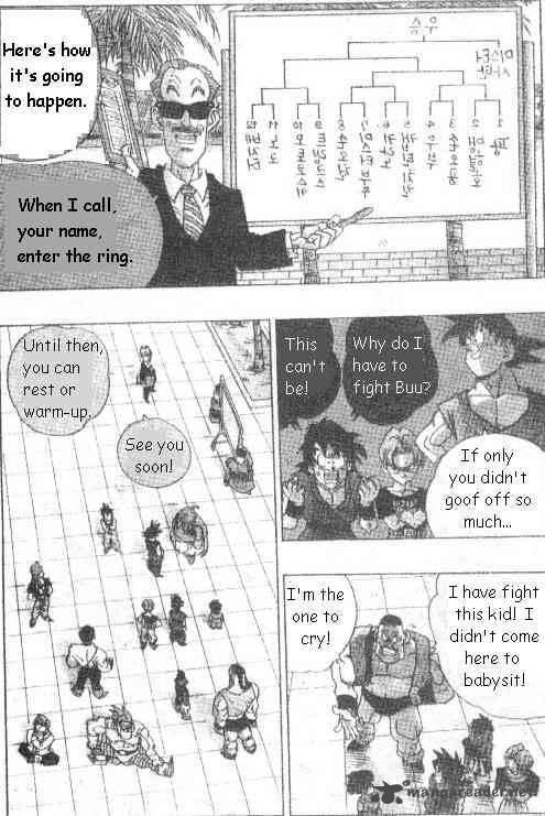 Dragon Ball, Chapter 520 image 001