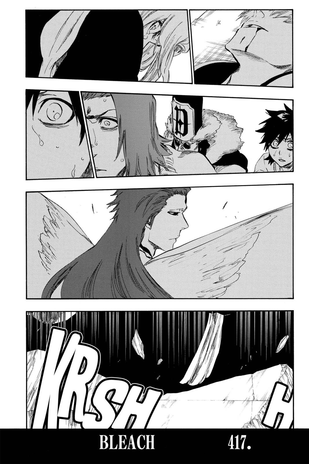 Bleach, Chapter 417 image 001