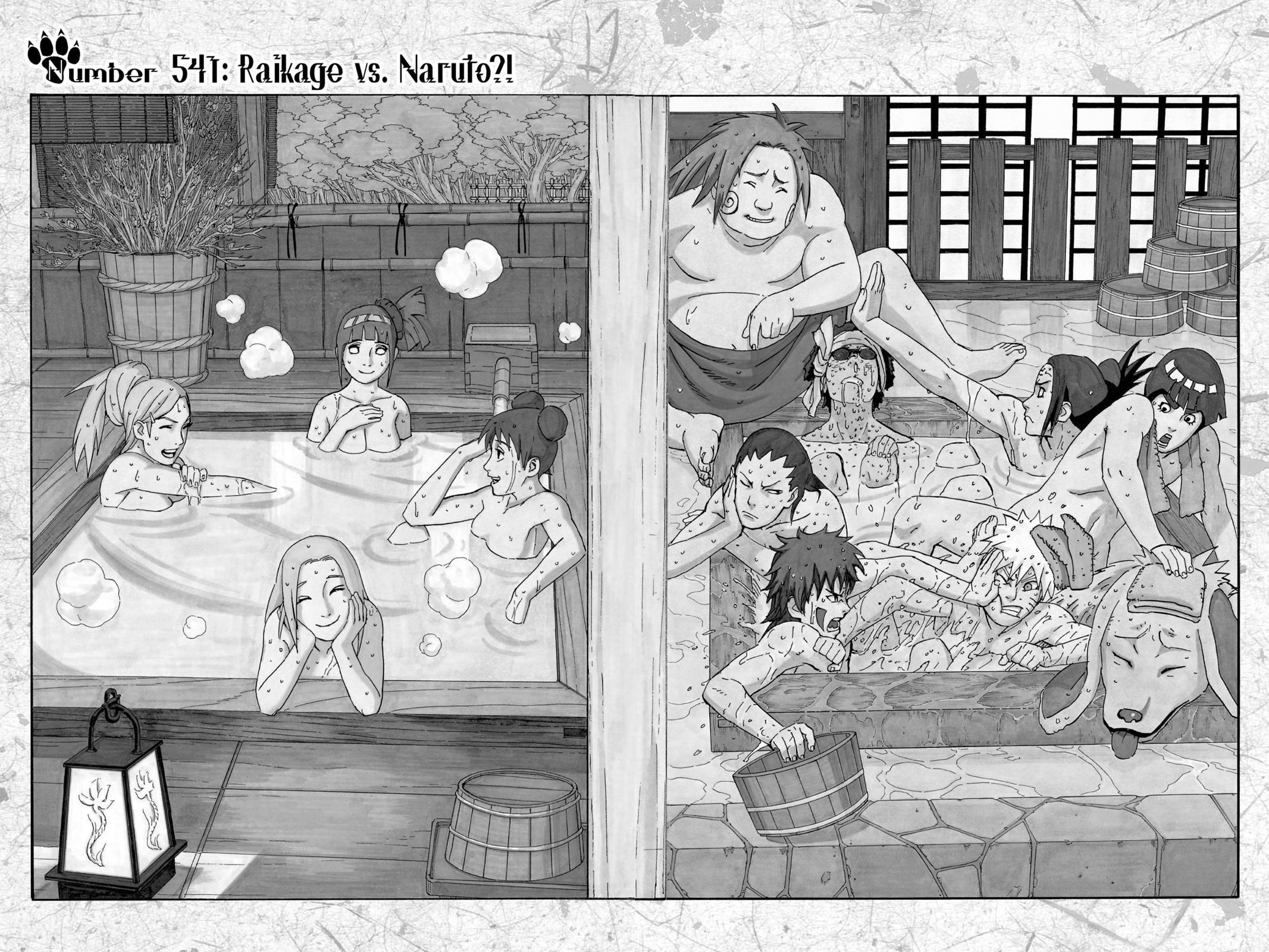 Naruto, Chapter 541 image 001