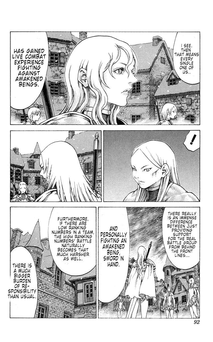 Claymore, Chapter 54 image 021