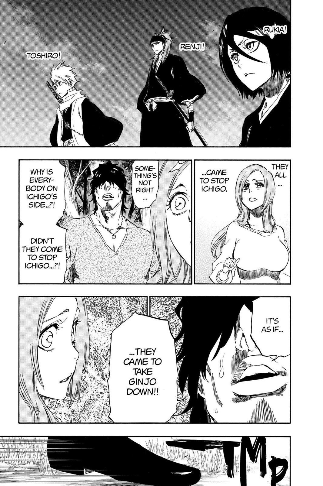 Bleach, Chapter 462 image 009