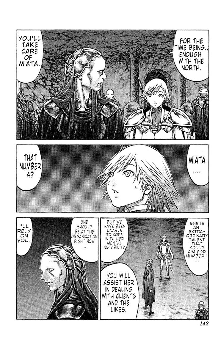Claymore, Chapter 68 image 007