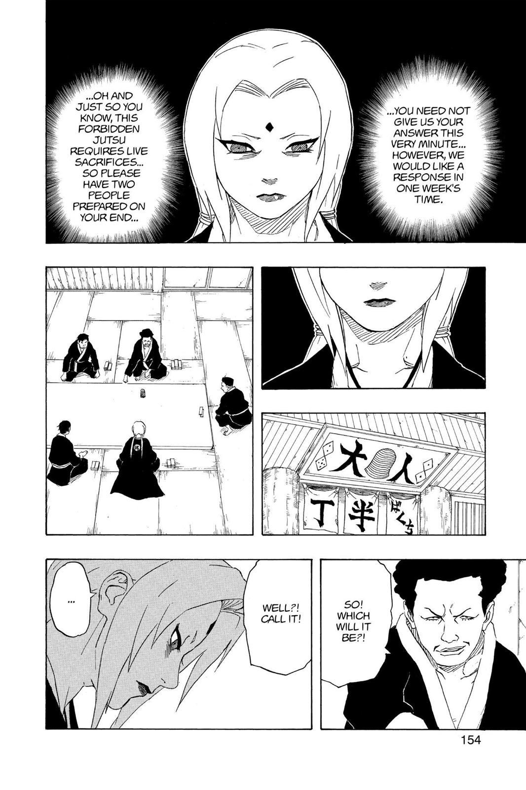 Naruto, Chapter 161 image 008