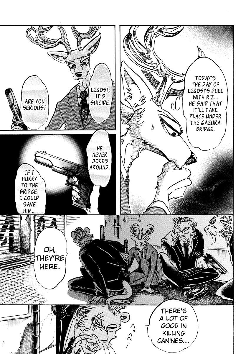 Beastars Manga, Chapter 90 image 018