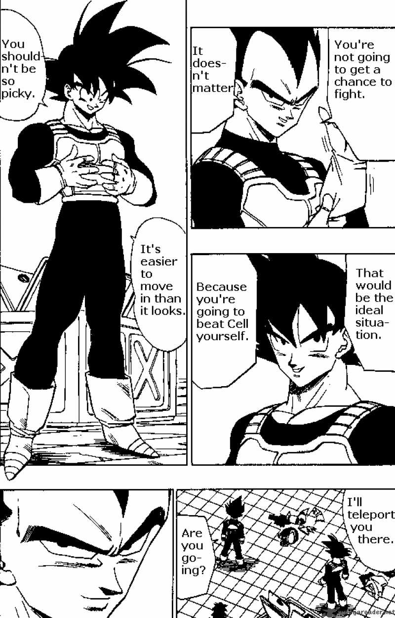 Dragon Ball, Chapter 375 image 006
