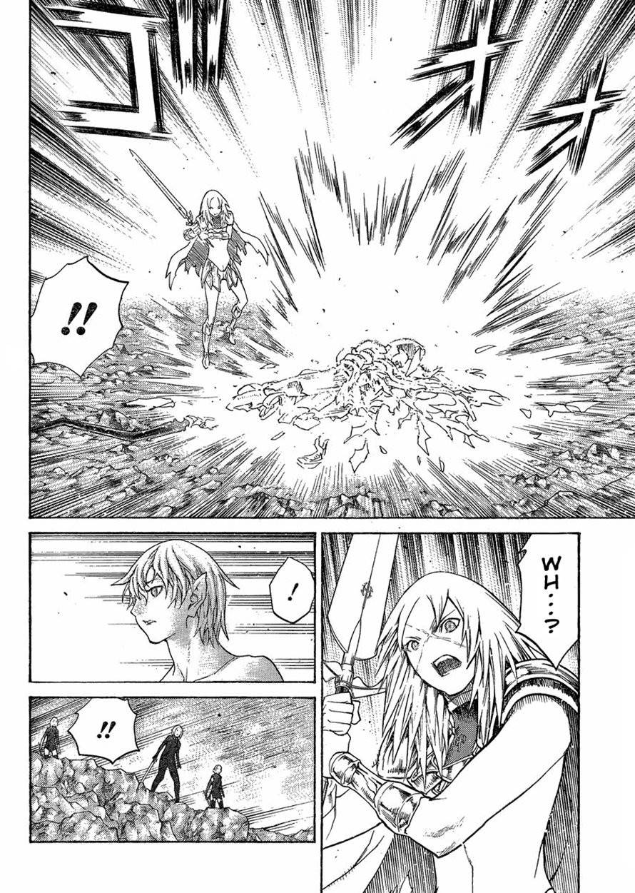 Claymore, Chapter 125 image 016