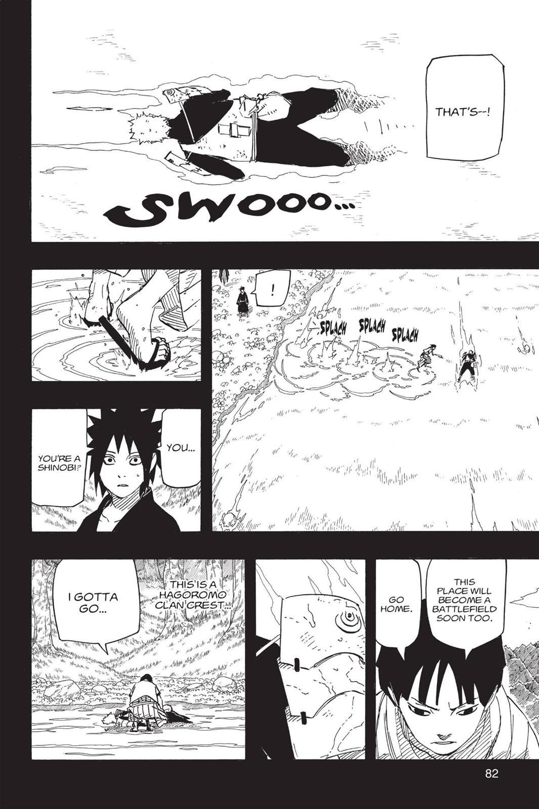 Naruto, Chapter 622 image 004