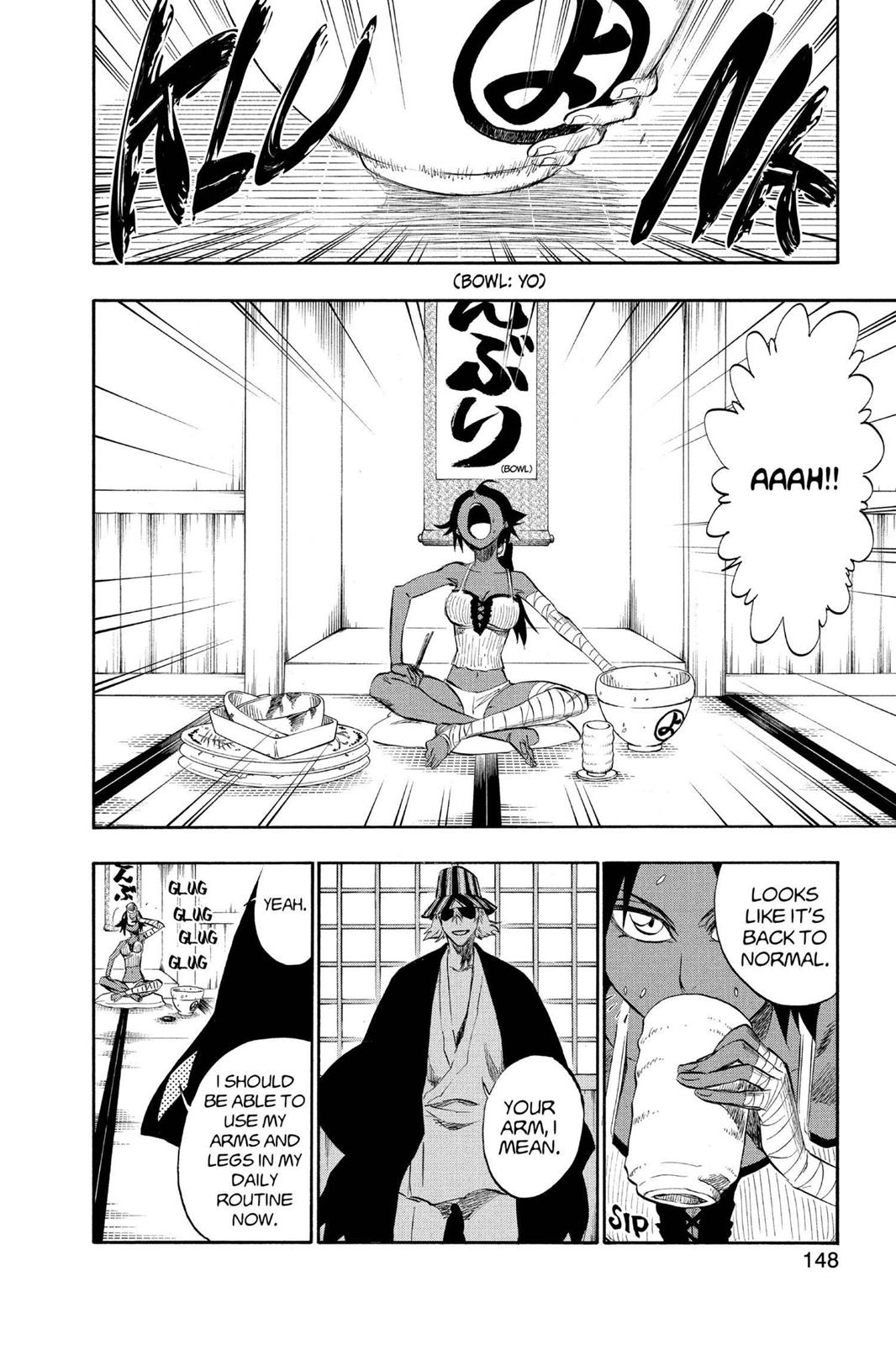 Bleach, Chapter 195 image 002