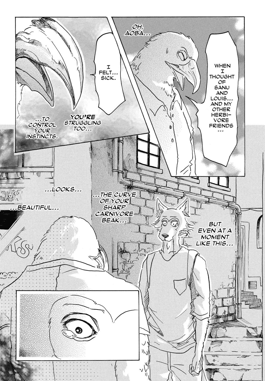 Beastars Manga, Chapter 25 image 019