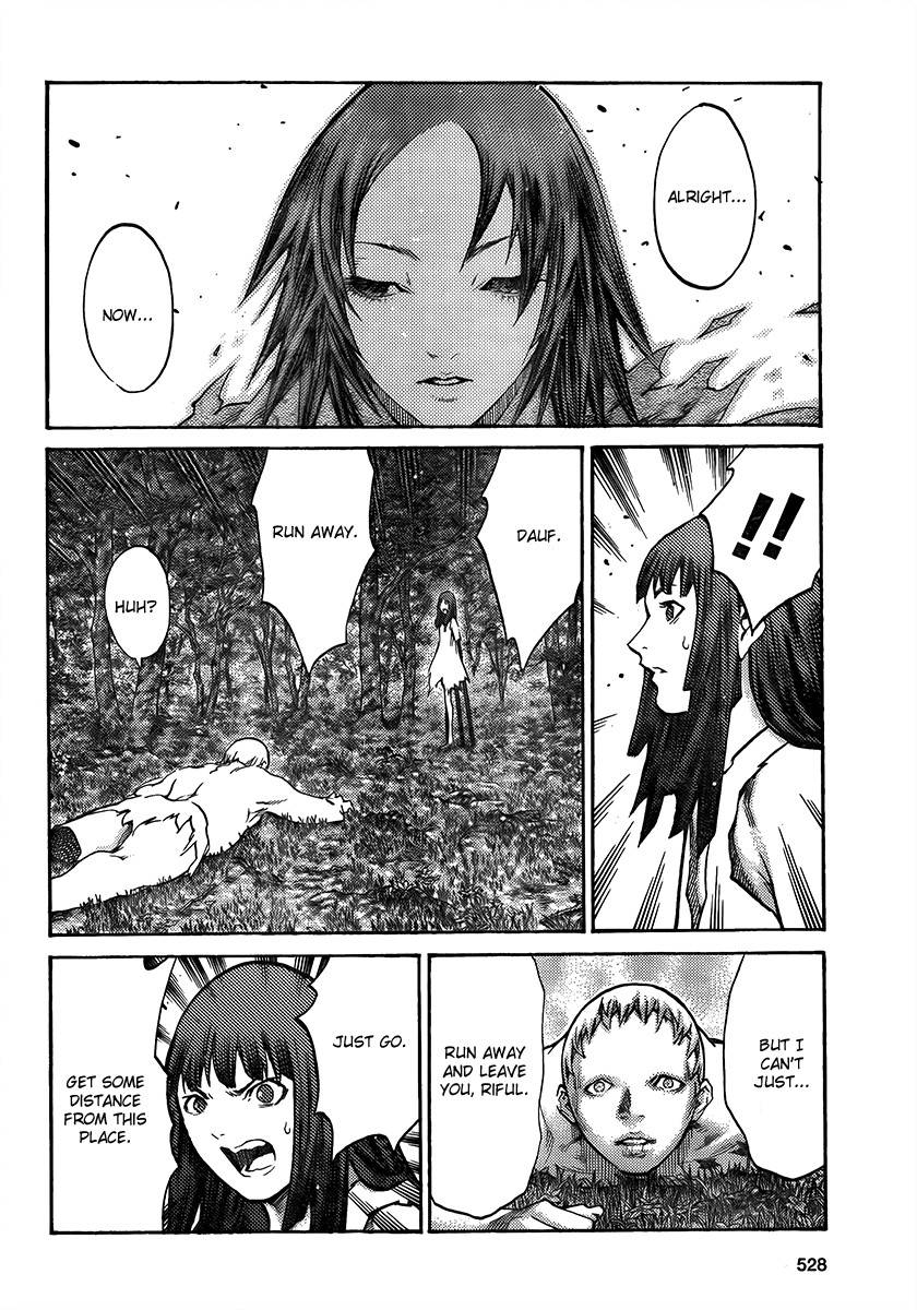 Claymore, Chapter 99 image 006