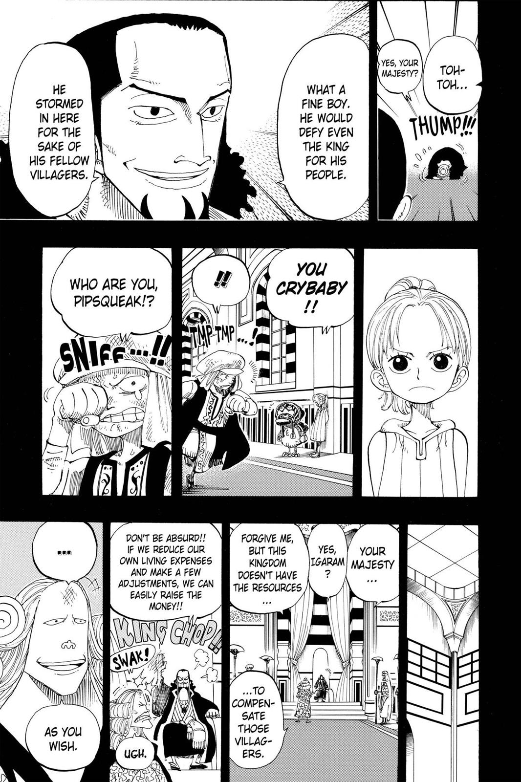 One Piece, Chapter 163 image 013
