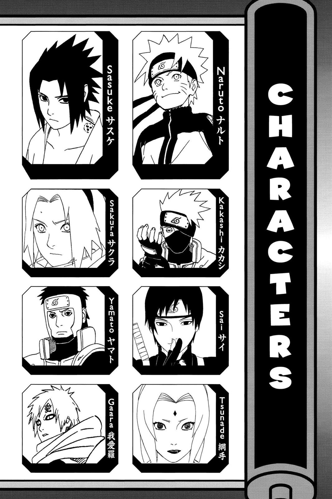 Naruto, Chapter 535 image 005