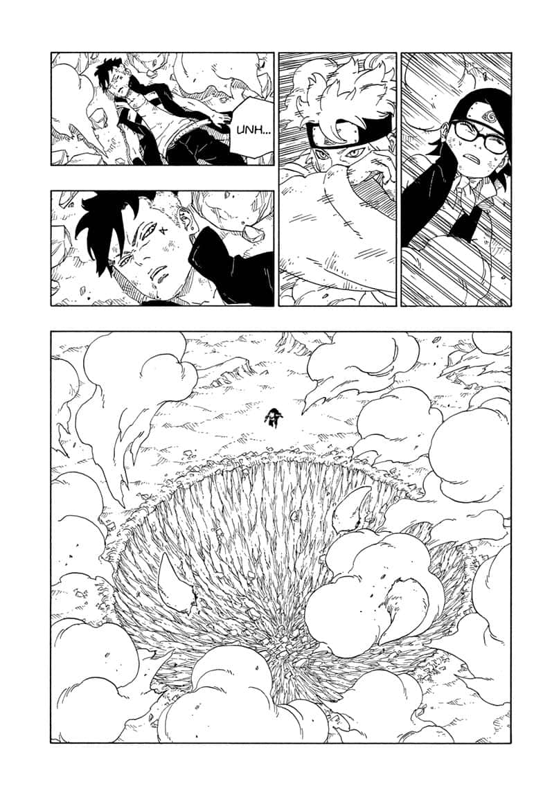 Boruto Manga, Chapter 43 image 035