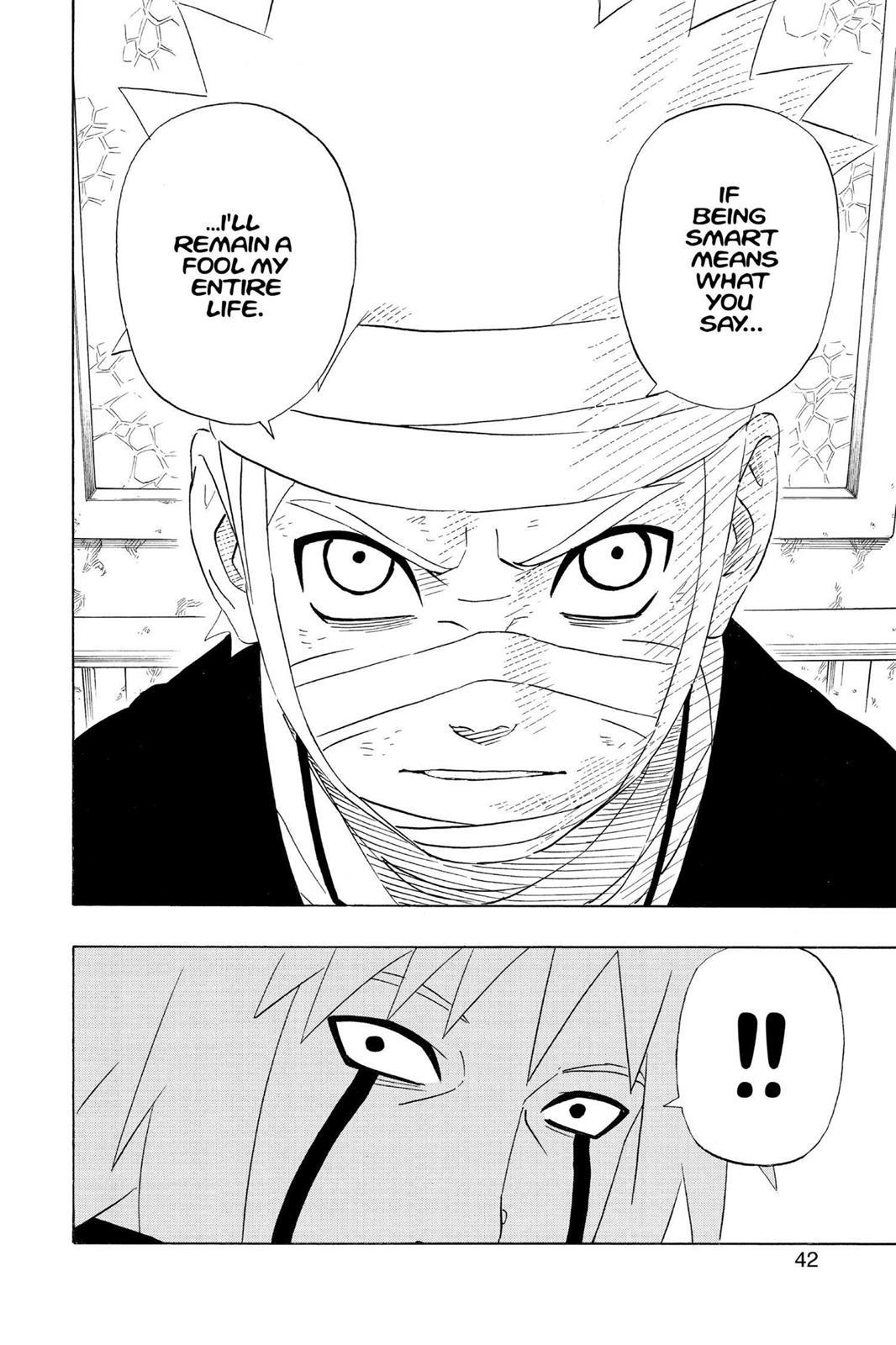 Naruto, Chapter 237 image 016