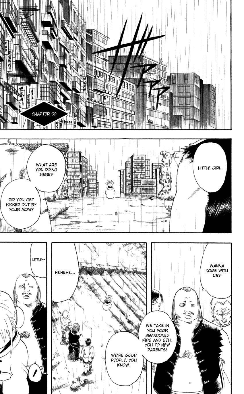 Gintama Chapter, 59 image 009