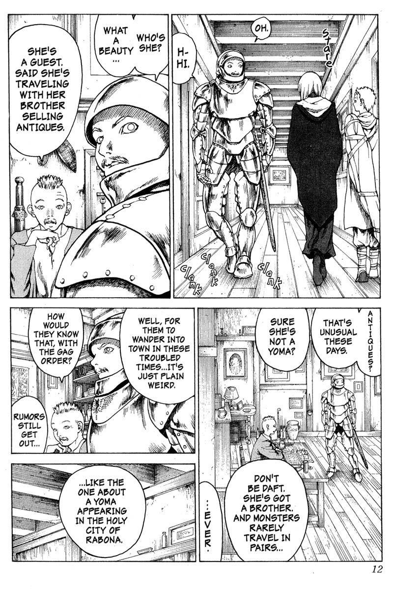 Claymore, Chapter 5 image 011