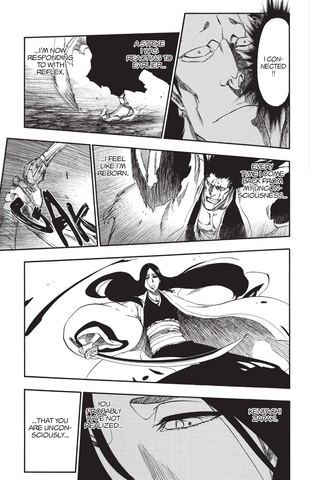 Bleach, Chapter 525 image 009