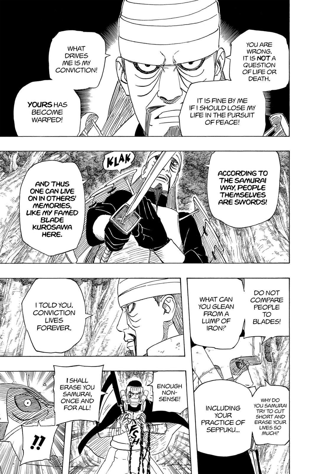 Naruto, Chapter 531 image 012