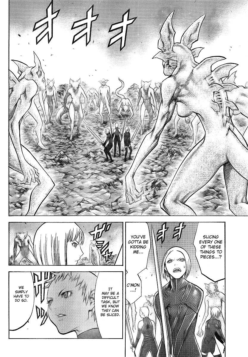 Claymore, Chapter 95 image 017