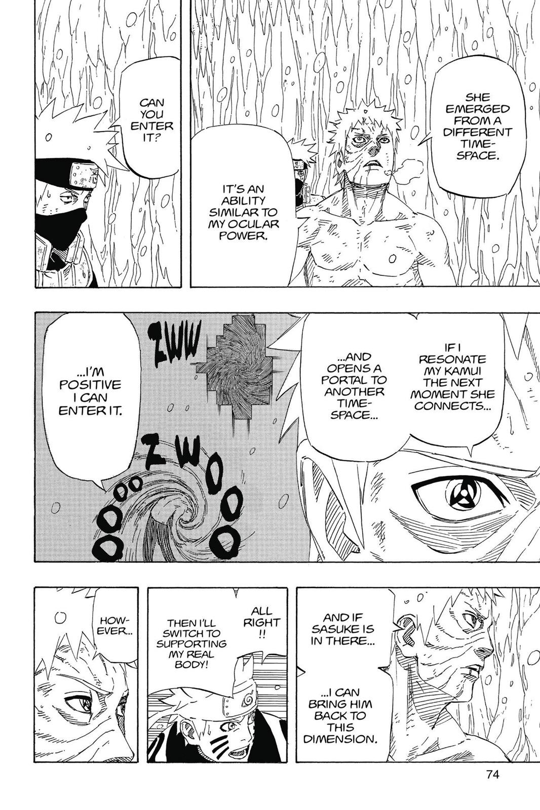 Naruto, Chapter 683 image 014