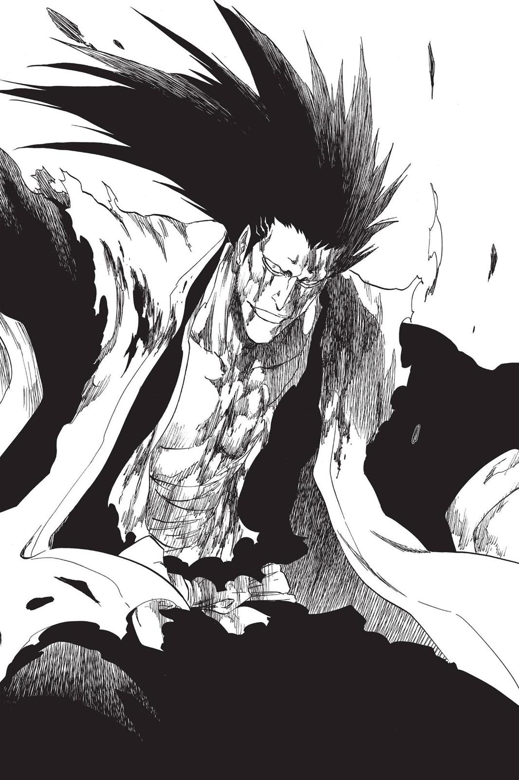 Bleach, Chapter 525 image 016