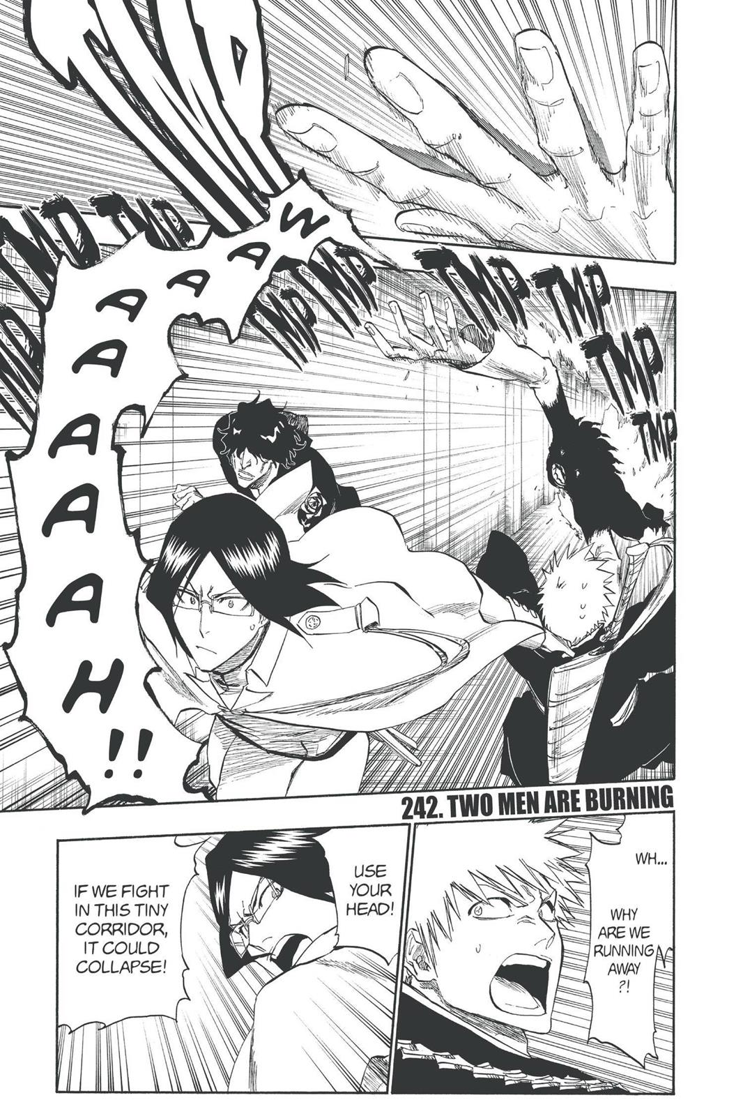 Bleach, Chapter 242 image 001