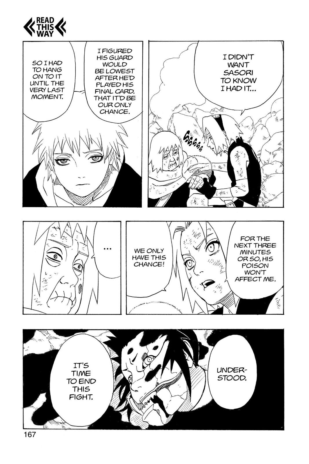 Naruto, Chapter 270 image 019