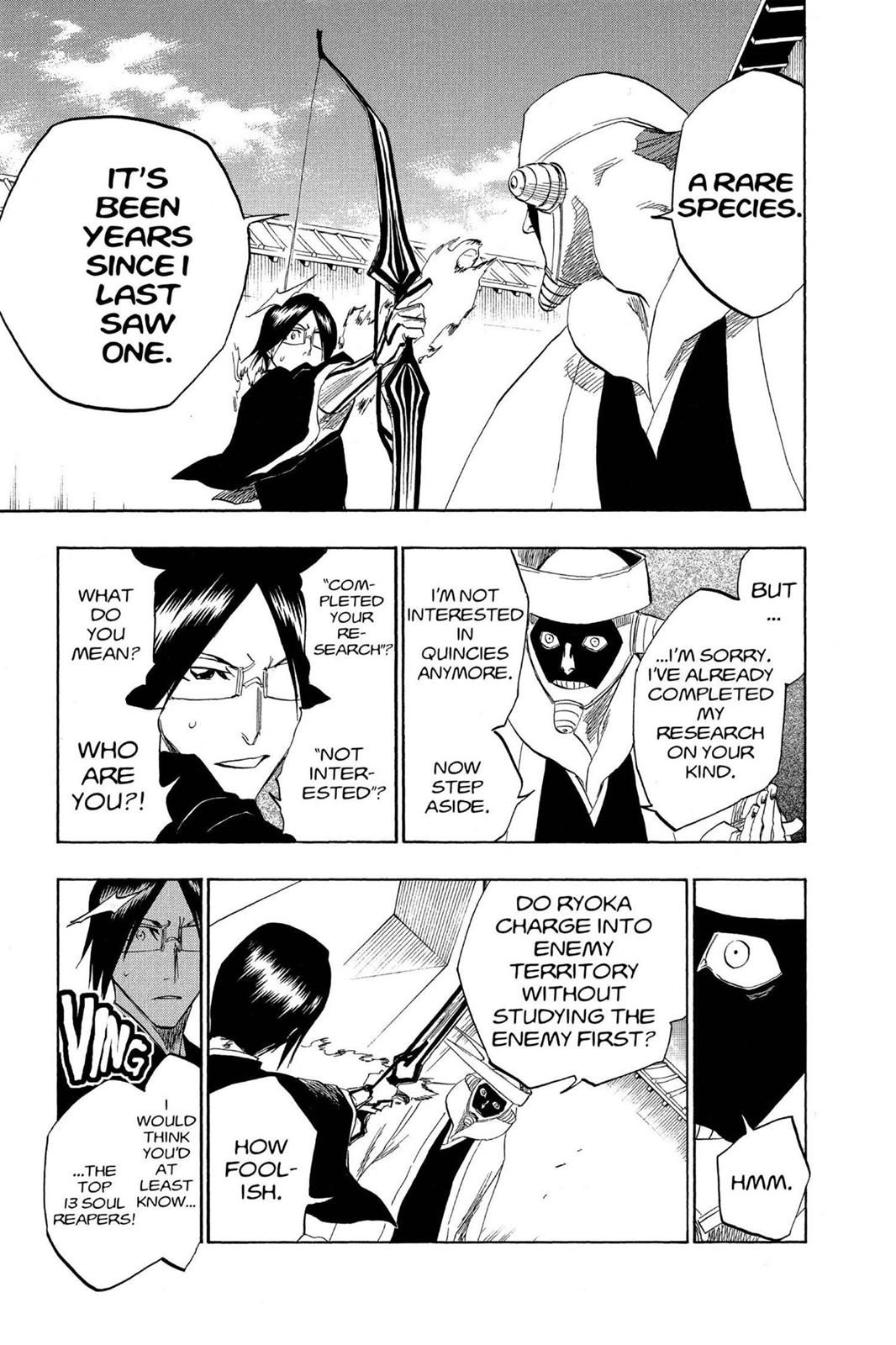 Bleach, Chapter 121 image 013