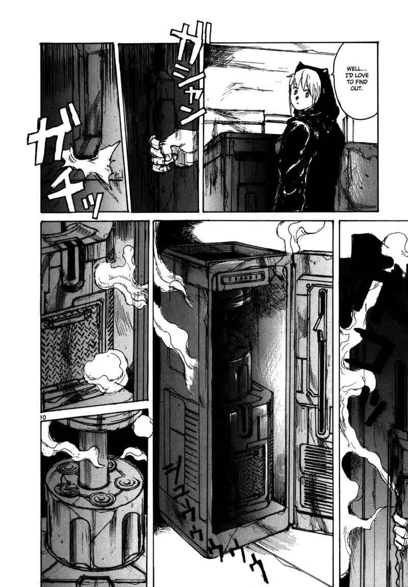 Dorohedoro, Chapter 93 image 011