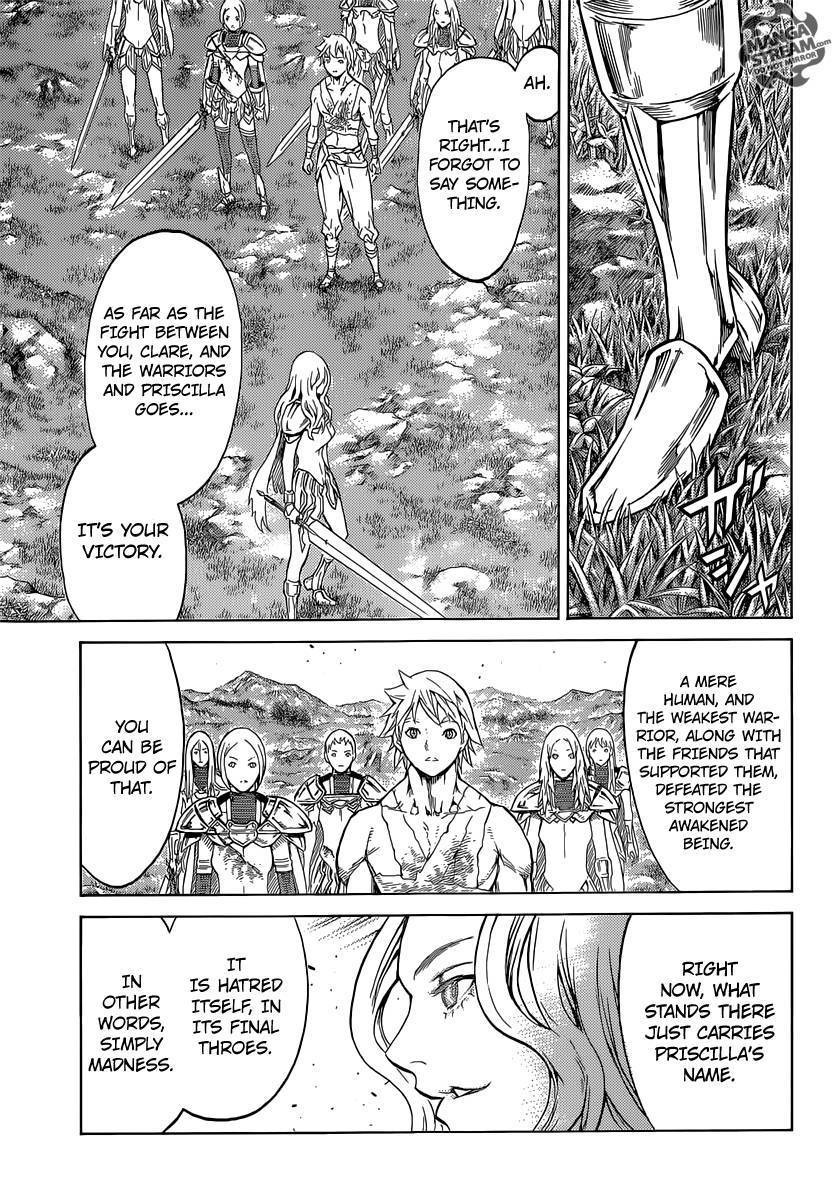 Claymore, Chapter 152 image 013