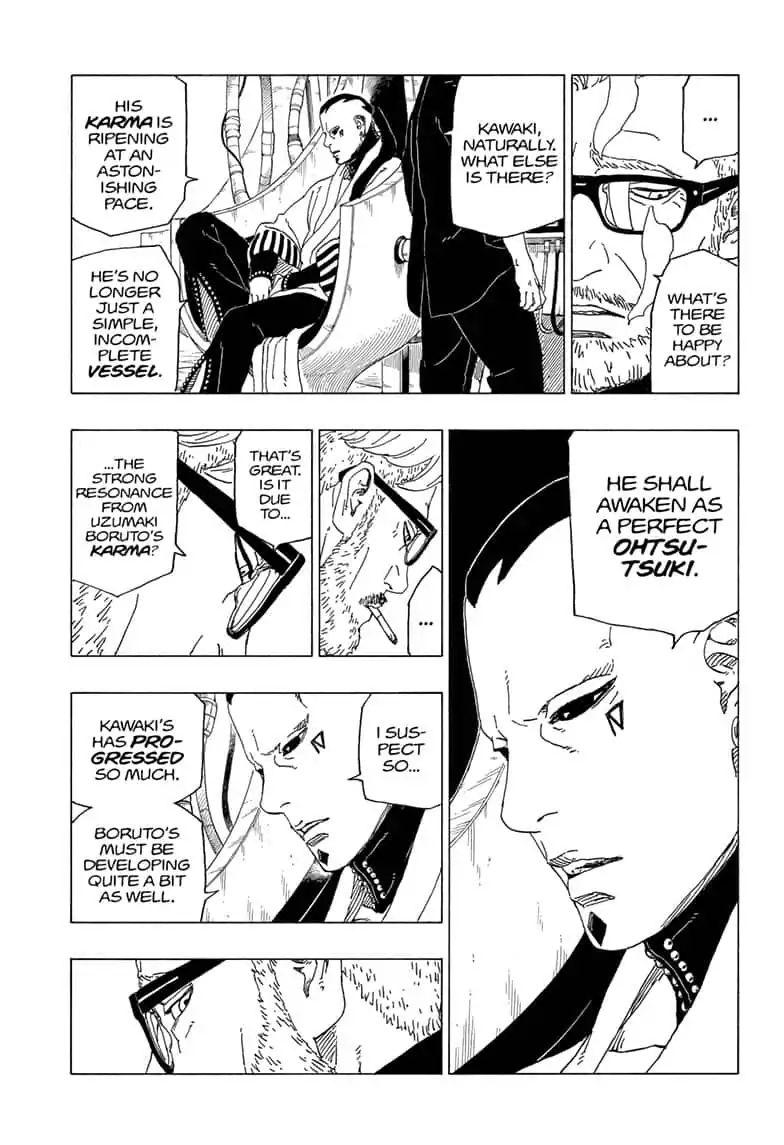 Boruto Manga, Chapter 39 image 017