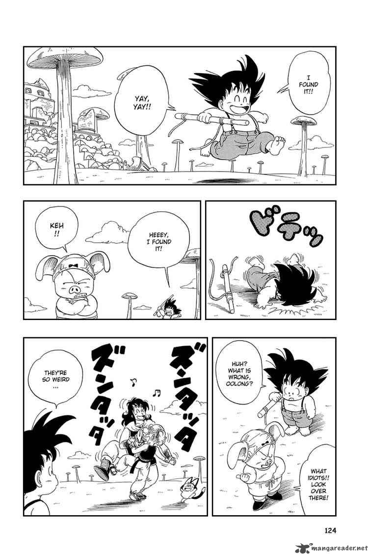 Dragon Ball, Chapter 23 image 007